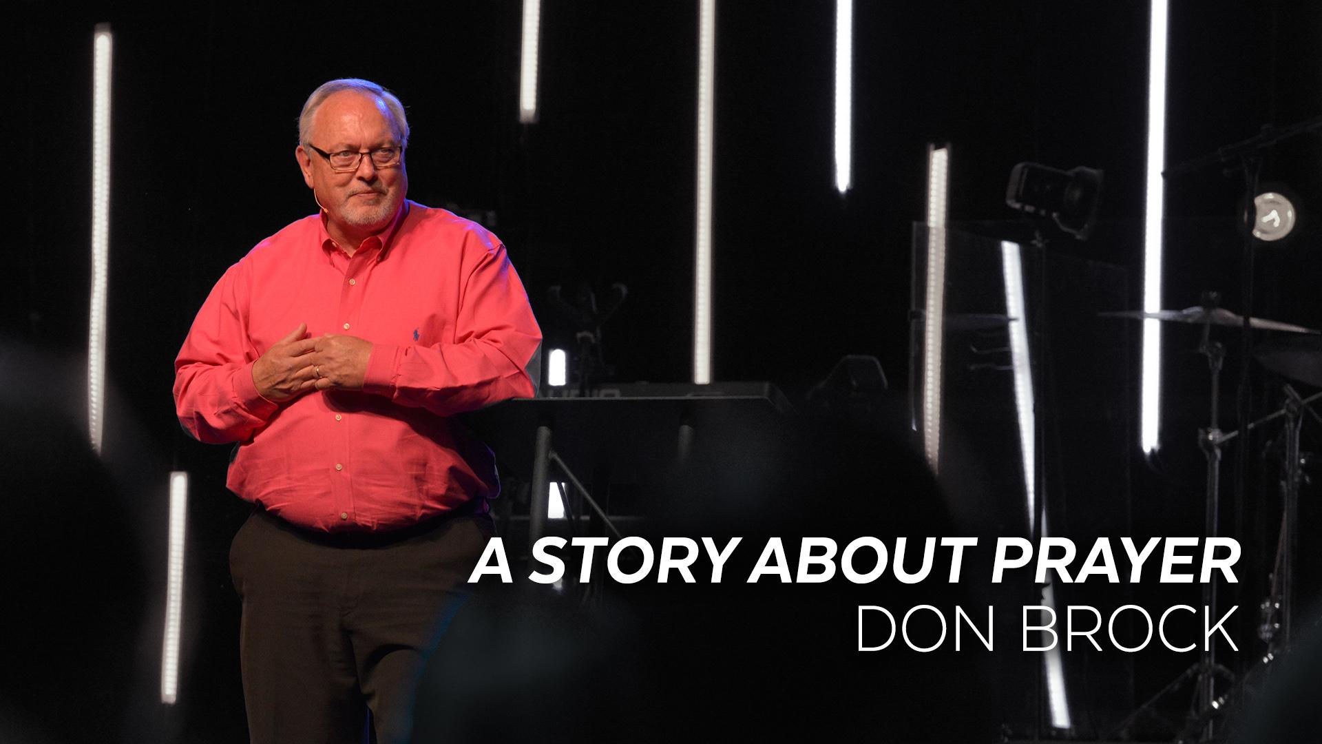 A Story About Prayer