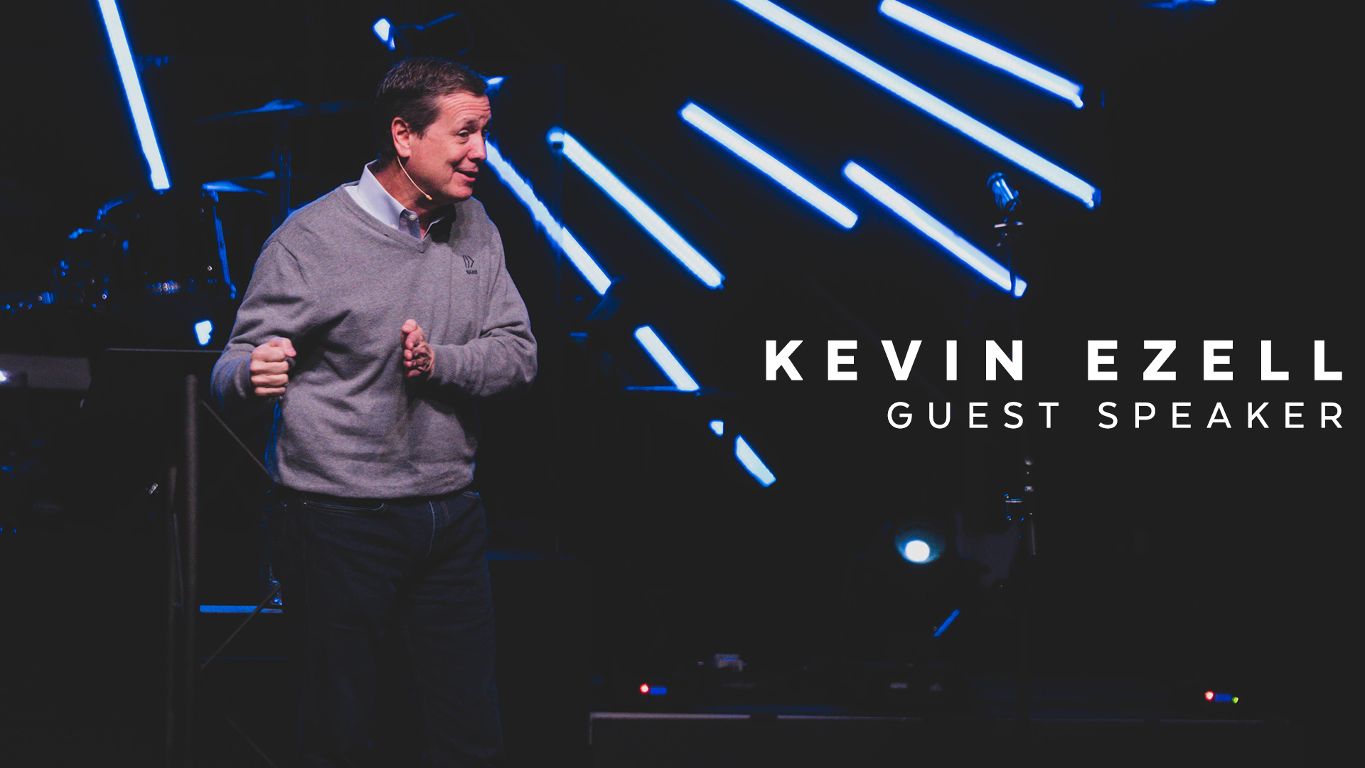 GIC Sunday | Kevin Ezell