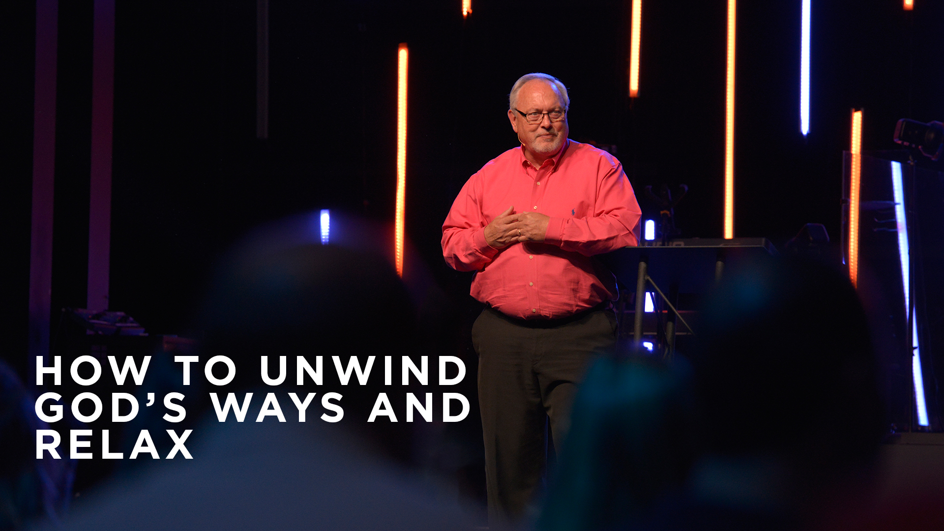 How to Unwind God's Way and Relax
