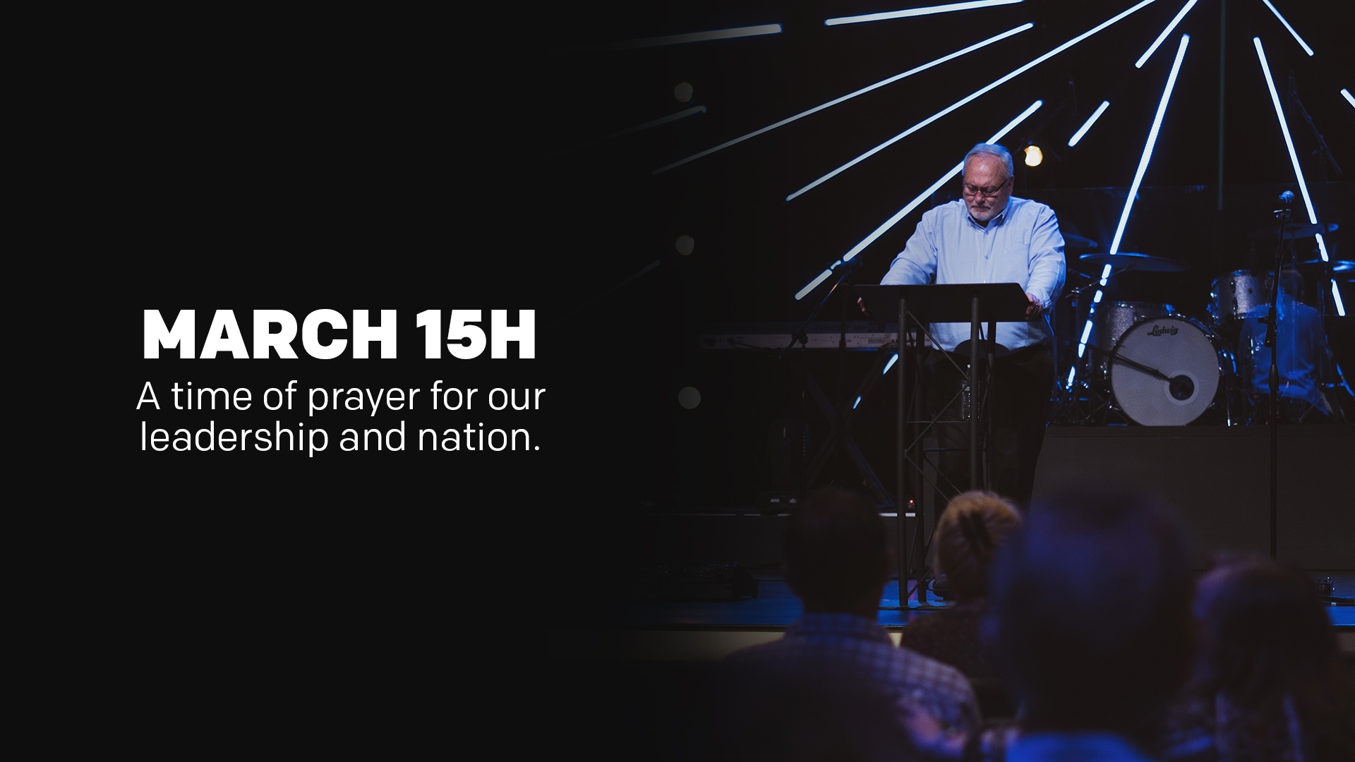 Prayer for Our Nation (March 15th)
