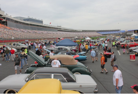 Gateway Gearheads Trip to the Charlotte AutoFair at Charlotte Motor Speedway!
