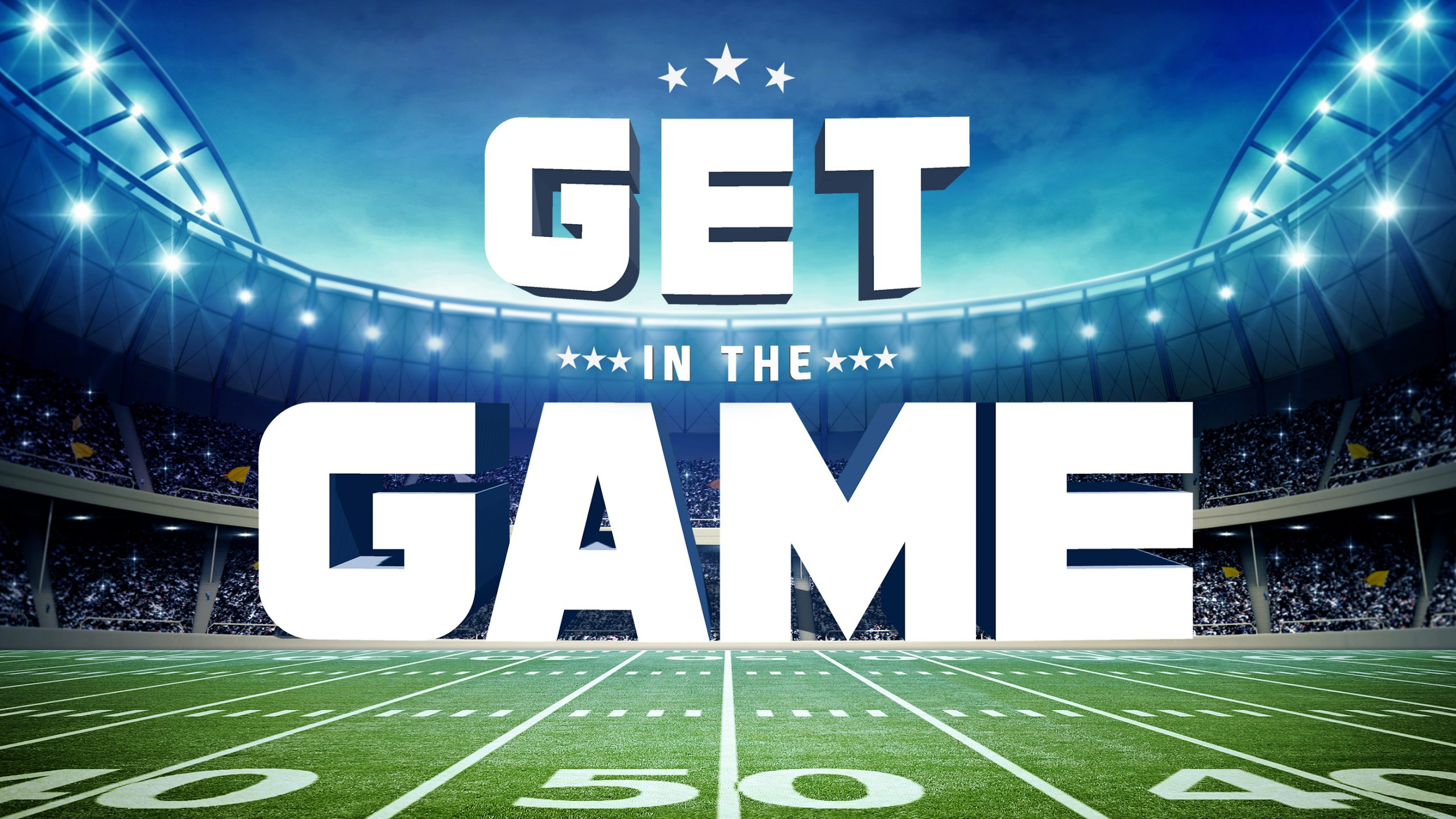 Get in the Game: Read the Bible (Bill Jones)