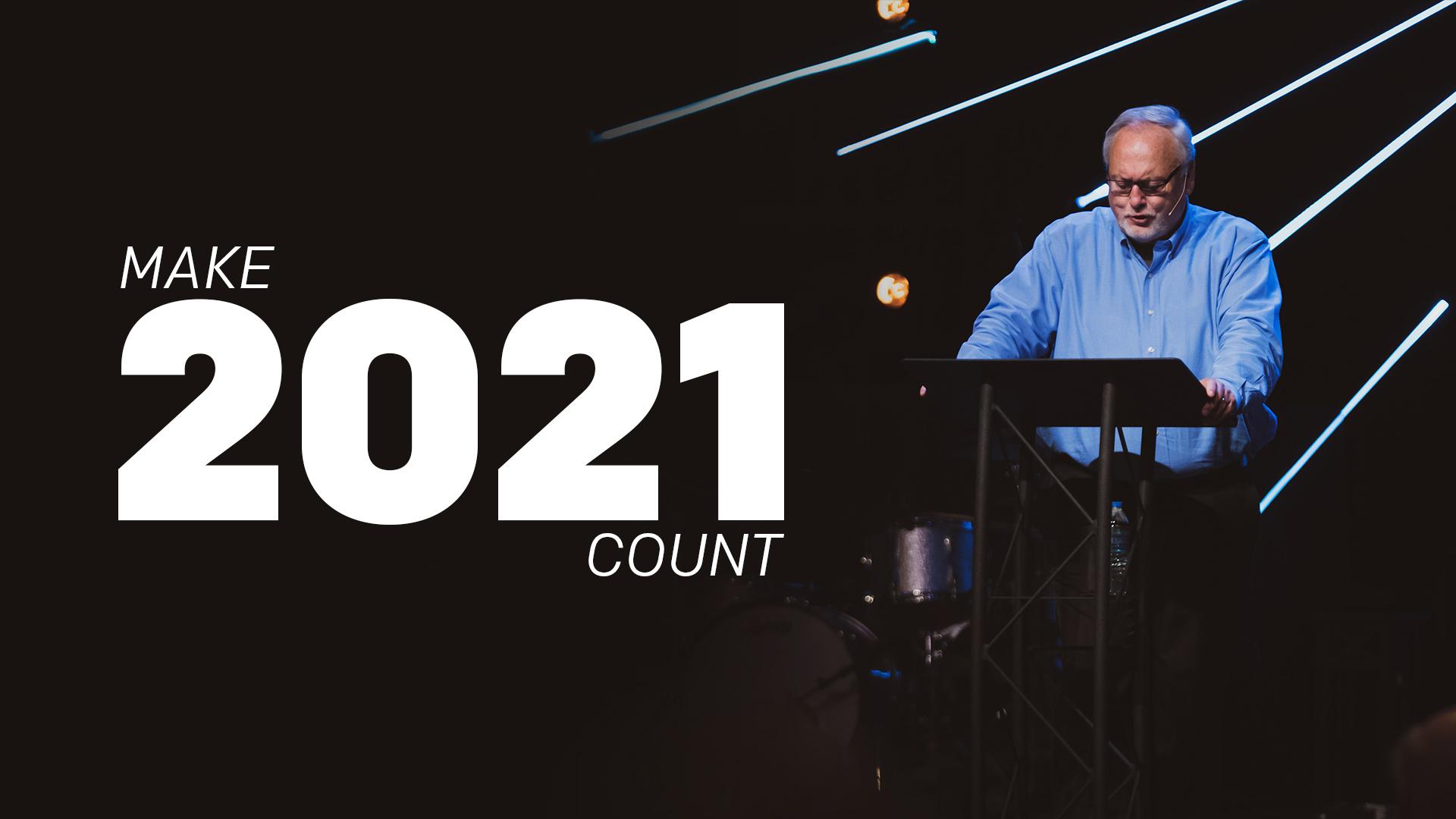 Make 2021 Count